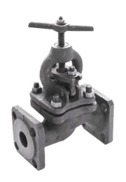 Клапан (вентиль) чугунный 15кч16п Ру25