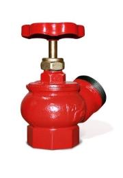 Клапан пожарный чугунный КПЧ