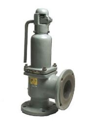 Клапан предохраниельный стальной 17с28нж