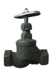 Клапан (вентиль) чугунный 15кч18п Ру16