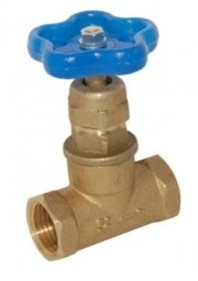 Клапан (вентиль) латунный 15Б3р